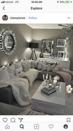 60 affordable apartment living room design ideas on a budget 52 Living Room Decor Cozy, Bedroom Decor, Bedroom Ideas, Bedroom Beach, Bedroom Romantic, Bedroom Girls, Bedroom Rustic, Bedroom Plants, Bedroom Vintage