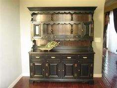 Black Distressed Paint Finish - Bing Images