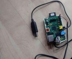 Transfer file from Computer to Raspberry Pi Using USB-Serial Cable