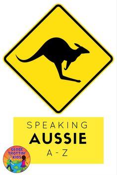 Speaking Aussie