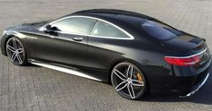 G-Power Mercedes S63 AMG Coupe