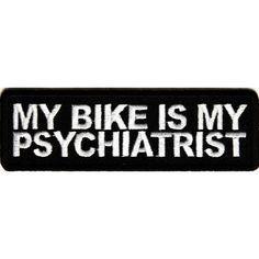 BikerCraze.com: Funny motorcycle patches