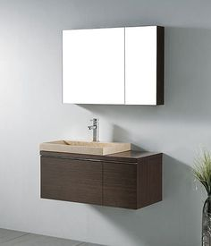 Madeli Venasca Modern Single Sink Bathroom Vanity All Bathroom Vanities In Bathroom  Vanities