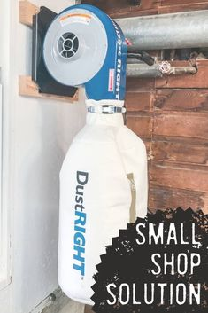 This wall mount dust collector is the solution to your small shop sawdust problems! Find out how I handle dust collection in my small workshop& The post Why I Switched to a Wall Mount Dust Collector appeared first on Cassidy Woodworking.
