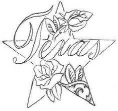 Texas Star Hand EmbroideryPatterns
