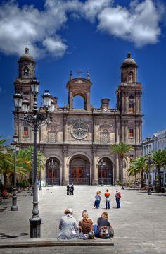 Descubre el casco histórico de Las Palmas de Gran Canaria, su historia y sus colores - Foto de Marcos Rivero