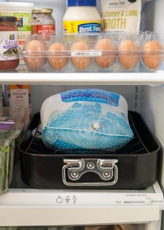 What to Do If Your Turkey Is Still Frozen on Thanksgiving Morning