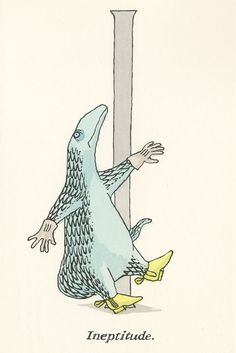 The Betrayed Confidence: Edward Gorey's Weird and Whimsical Vintage Illustrated…
