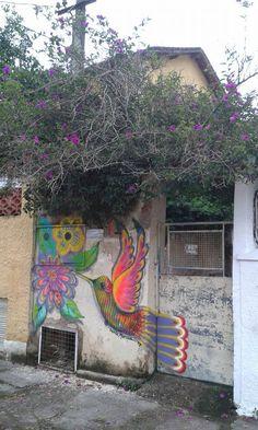 Work By Santa Monica Ilha de Paqueta Rio de Janeiro Brazil