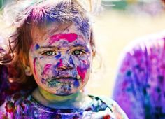 Orlando is the Hindu festival of colors.