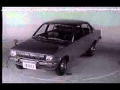 Saehan (Daewoo) Gemini 1977 commercial - YouTube