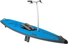 Browse our line of hands-free MirageDrive kayaks, paddle kayaks and catamaran sailboats. Hobie Pro Angler, Angler Kayak, Pedal Fishing Kayak, Stand Up Paddling, Kayak Accessories, Catamaran, Get Directions, Canoe, Paddle