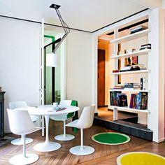 8 astuces pour agrandir l'espace d'une pièce sans pousser les murs