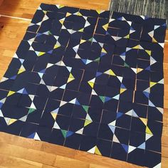 Snowball Corners Quilt