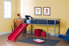 Toddler Loft Beds On Pinterest Toddler Bunk Beds Ikea