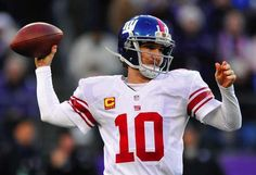 Eli Manning's Three Interceptions Doom Giants to 0-6