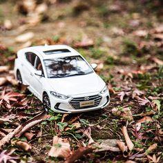 While still quite warm, let's take a long walk - 아직은 포근함이 느껴지는 늦가을의 오후 - #stillwarm #Icanfeel #letswalk #longwalk #withyou #fallenleaves #lovelyday #travel #driving #park #car #carsinstagram #diecast #Elantra #AVANTE #Hyundai