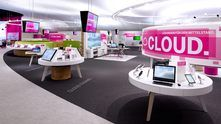 Brand Experience of Deutsche Telekom at the CeBIT 2013 in Hannover