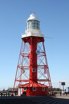 The Port Adelaide Lighthouse - nearby to Discovery Holiday Parks - Adelaide Beachfront