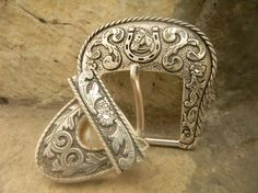 Lucky Horse Shoe Custom Cowgirl Rhinestone Belt Buckle Hardware Belt Buckle Tip and Keeper on Etsy, $30.51 CAD