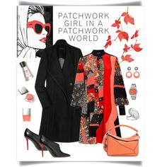 A fashion look from February 2017 by romaboots-1 featuring Roberto Cavalli, Malone Souliers, Loewe, Nixon, Burberry, Butter London, Miss Selfridge, Oliver Gal A...