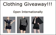 clothing giveaway, giveaway, International giveaway, fashion blog, china shoes, china store, china, online store,