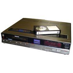 betamax | Prop Hire - Sony SL-F30 Betamax Video Recorder