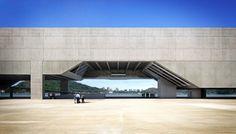 Paulo Mendes da Rocha & Metro Arquitetos - Cais das Artes Vitória