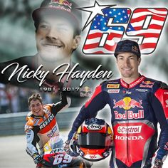 R.I.P Nicky Hayden :(