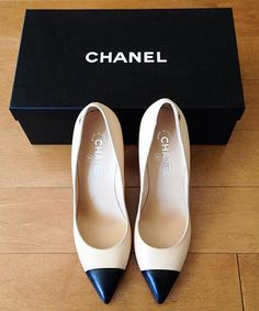 Imagem de chanel, shoes, and heels
