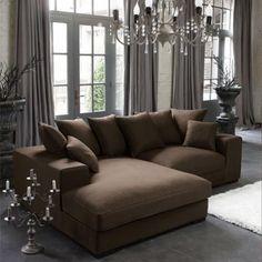 Sofa Double wide - love corner sofas