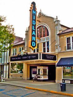 The Midland Theater, Newark Ohio