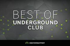 Beatport Best Of Underground Club 2015 Tech House Music, Underground Club, Minimal Techno, Minimalism, Deep, Minimal