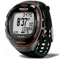 Timex Ironman Run Trainer how to