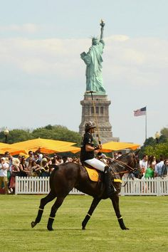 Clicquot Polo Classic at Liberty State Park