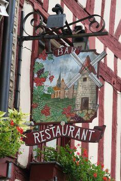 Bar/Restaurant in Dyon, France