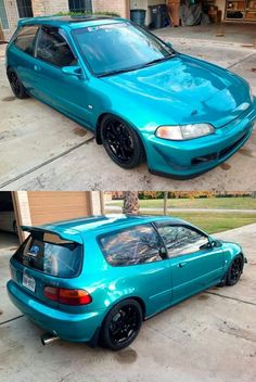 Tuned Honda Civic