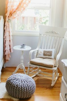 Vintage Home Style: Mecedora vintage Mocholi