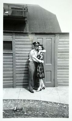 vintage couples | vintage photo