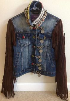 dassios-one-of-a-kind-all-occasion-brown-and-blue-denim-leather ...