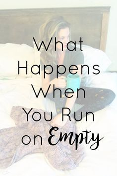 As a parent it's easy to run on empty, but in the long run you're hurting yourself and your family. Here are some things to focus on when you're feeling run down.