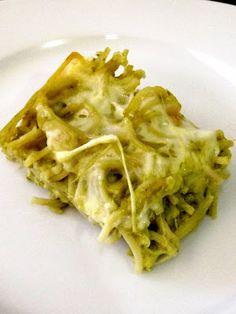 La Lola Dice Blog: Pasta en Crema Verde