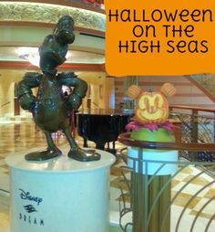 Halloween on the High Seas Disney Dream Cruise - Disney Insider Tips