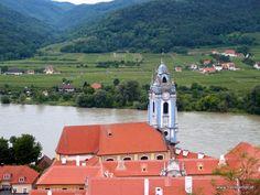 Dürnstein Abbey, Austria