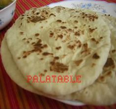 Tried- super simple and a huge hit! Naan Bread~