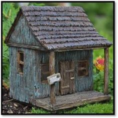 Little Fairy Garden offers Collectible Ceramic Fairy Houses. Browse our online store for a wide variety of fairy garden houses. Fairy Garden Doors, Mini Fairy Garden, Fairy Garden Supplies, Fairy Garden Houses, Fairy Gardening, Miniature Houses, Miniature Fairy Gardens, Fairy Garden Accessories, Dollhouse Miniatures