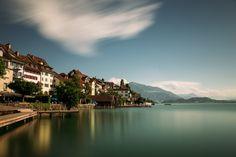 Zug - Switzerland by Michael Bennati on 500px