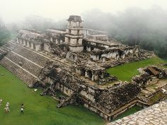 Palenque - Un Día Más Culto