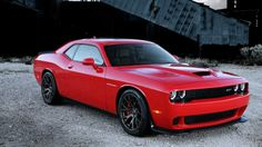 With 707 horsepower, Dodge Challenger Hellcat out-roars all muscle cars | Motoramic - Yahoo Autos