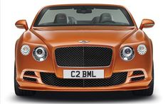 Bentley will introduce a more powerful Conetinental GT Speed at the 2014 Geneva Motor Show. The 2015 Bentely Continental GT Speed Convertible is powered by a 6.0L twin-turbo W12 engine developing 626 BHP and a whopping 820 Nm of torque.